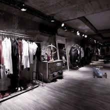 """Фото из портфолио Магазин одежды """"Project314"""" – фотографии дизайна интерьеров на INMYROOM"""