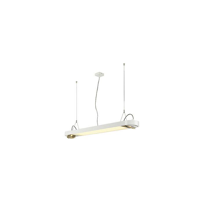 Светильник подвесной SLV Aixlight R Office белый
