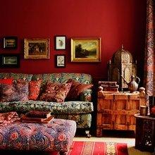 Фото из портфолио Красный цвет – фотографии дизайна интерьеров на INMYROOM