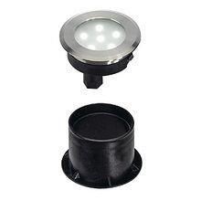 Ландшафтный светильник SLV Dasar Flat LED