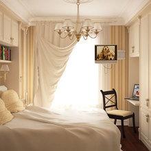 Фотография: Спальня в стиле Классический, Современный, Декор интерьера, Квартира, Интерьер комнат – фото на InMyRoom.ru