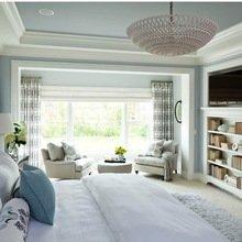 Фотография: Спальня в стиле Скандинавский, Классический, Декор интерьера, Декор, Мебель и свет, Советы – фото на InMyRoom.ru