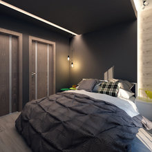 Фото из портфолио уютный лофт  – фотографии дизайна интерьеров на InMyRoom.ru