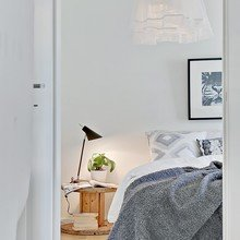 Фото из портфолио Швеция - второе рождение старого чердака – фотографии дизайна интерьеров на InMyRoom.ru