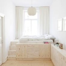 Фотография: Спальня в стиле Скандинавский, Советы – фото на InMyRoom.ru