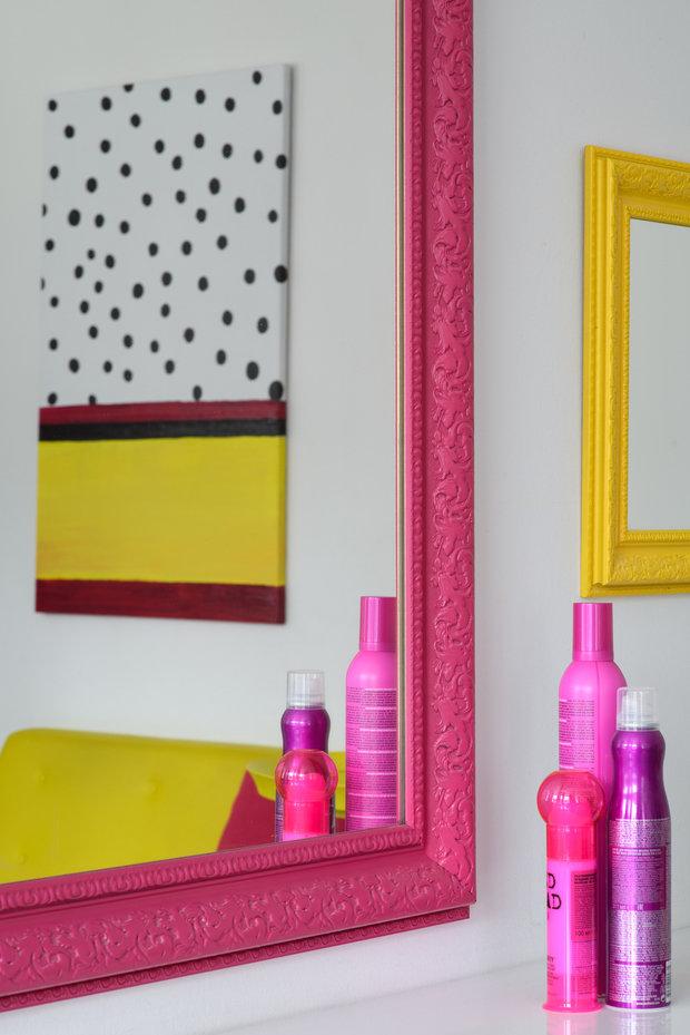 """Фото из портфолио Салон красоты """"Красивые люди"""" – фотографии дизайна интерьеров на INMYROOM"""