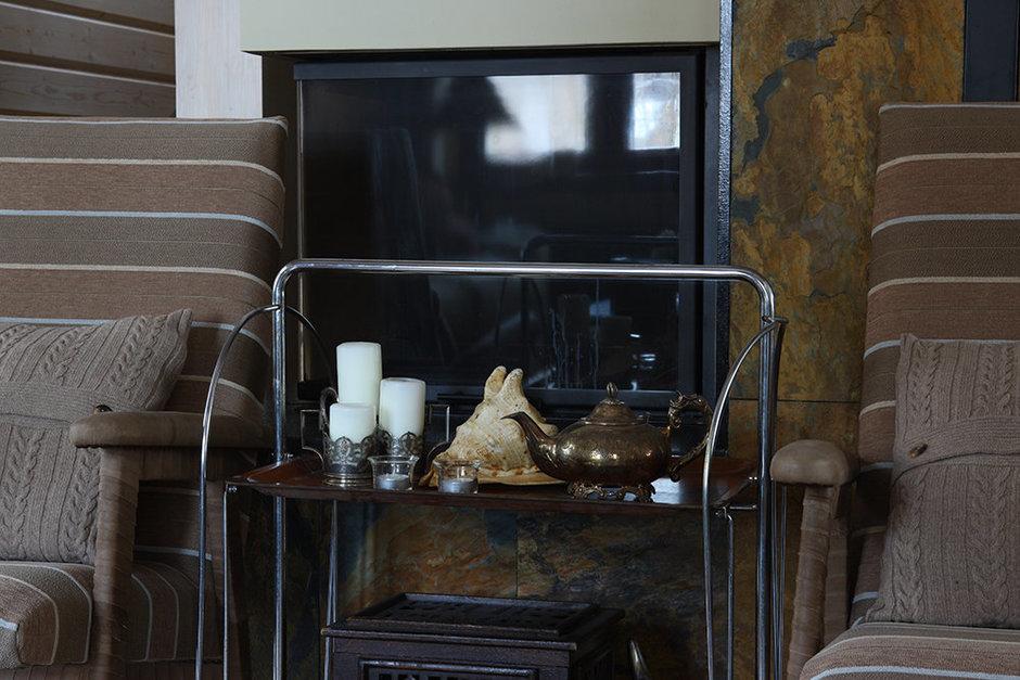 Фотография:  в стиле Современный, Декор интерьера, Дом, Fabbian, Дома и квартиры, IKEA, Шале – фото на InMyRoom.ru