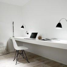 Фото из портфолио Рабочее место – фотографии дизайна интерьеров на INMYROOM
