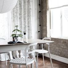 Фотография: Кухня и столовая в стиле Скандинавский, Лофт, Декор интерьера, Декор дома, Стены – фото на InMyRoom.ru