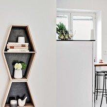 Фото из портфолио Демократичный скандинавский дизайн городской квартиры – фотографии дизайна интерьеров на InMyRoom.ru