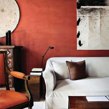 Фотография: Гостиная в стиле Кантри, Советы, цветовая палитра интерьера – фото на InMyRoom.ru