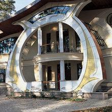 Фотография: Архитектура в стиле , Дом, Дизайн интерьера, Ар-нуво – фото на InMyRoom.ru