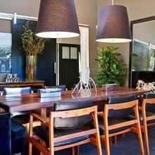 Фотография: Кухня и столовая в стиле Лофт, Декор интерьера, Дом, Дома и квартиры, Бассейн – фото на InMyRoom.ru