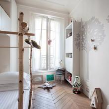 Фото из портфолио Rue Réaumur : КВАРТИРА ДЛЯ РЕЛАКСА В ПАРИЖЕ – фотографии дизайна интерьеров на InMyRoom.ru