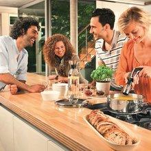 Фотография: Кухня и столовая в стиле Современный, BOSCH, Индустрия, События – фото на InMyRoom.ru