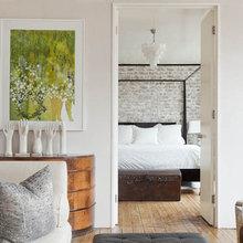 Фотография: Спальня в стиле Скандинавский, Современный, Квартира, Дома и квартиры, Лондон – фото на InMyRoom.ru
