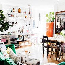 Фото из портфолио Жизнерадостный Шведский дом))))) – фотографии дизайна интерьеров на INMYROOM