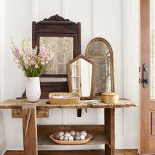 Фотография: Прихожая в стиле Кантри, Декор интерьера, Дом – фото на InMyRoom.ru