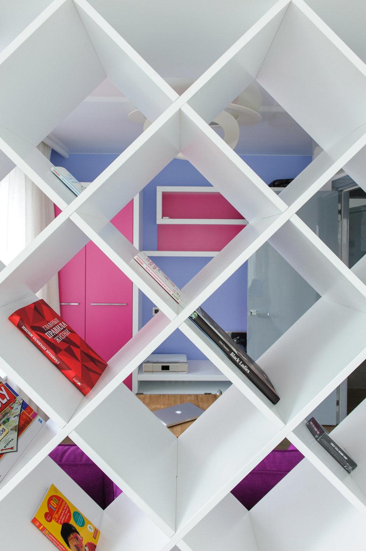 Фотография: Декор в стиле Современный, Лофт, Квартира, Дома и квартиры, Проект недели, Поп-арт – фото на InMyRoom.ru