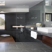 Фотография: Ванная в стиле Минимализм, Дом, Испания, Дома и квартиры – фото на InMyRoom.ru