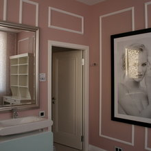 Фото из портфолио   Салон Красоты – фотографии дизайна интерьеров на InMyRoom.ru
