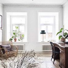 Фотография: Кабинет в стиле Скандинавский, Декор интерьера, Квартира, Гетеборг – фото на InMyRoom.ru