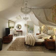 Фото из портфолио Дизайн проект дома в п.Пестово – фотографии дизайна интерьеров на InMyRoom.ru