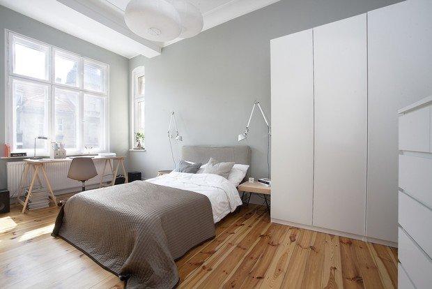 Фотография: Спальня в стиле Скандинавский, Декор интерьера, DIY, Стиль жизни, Советы – фото на InMyRoom.ru