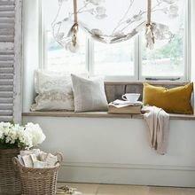 Фотография: Спальня в стиле Скандинавский, Декор интерьера, Текстиль, Подушки – фото на InMyRoom.ru