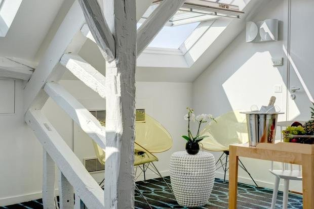 Фотография: Спальня в стиле Скандинавский, Франция, Париж, Гид – фото на INMYROOM