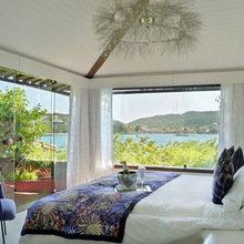 Фотография: Спальня в стиле Скандинавский, Дома и квартиры, Городские места, Отель, Бразилия – фото на InMyRoom.ru