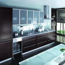 Фото из портфолио Наши кухни – фотографии дизайна интерьеров на InMyRoom.ru