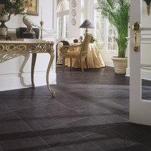 Фотография: Прихожая в стиле Кантри, Декор интерьера, Декор дома, Пол – фото на InMyRoom.ru