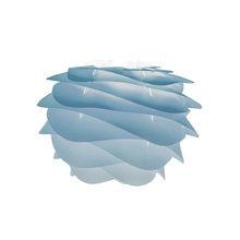 Плафон Carmina mini Azur голубого цвета