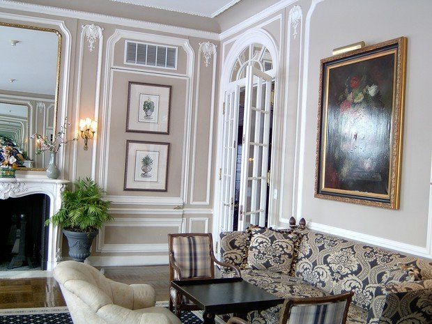 Фотография: Гостиная в стиле , Декор интерьера, Дом, Мебель и свет – фото на InMyRoom.ru