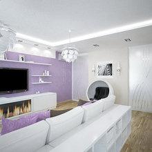 Фото из портфолио Трехкомнатная квартира г. Москва – фотографии дизайна интерьеров на InMyRoom.ru