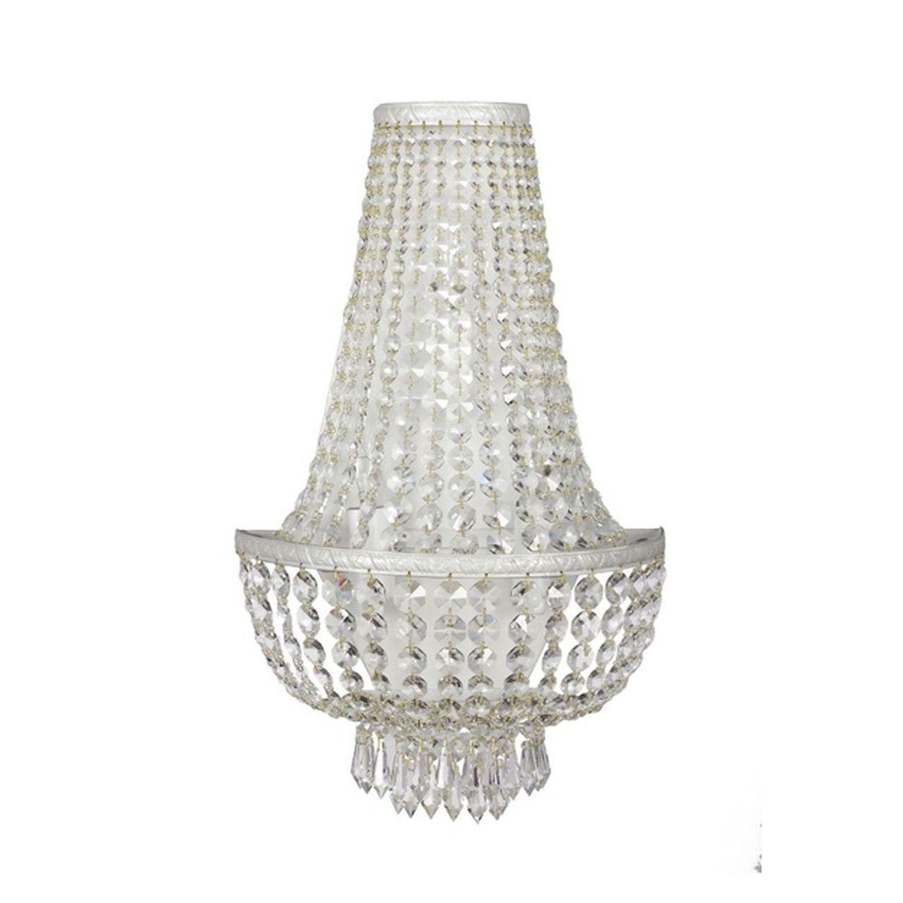Фото #1: Настенный светильник Arti Lampadari Nobile e 2.20.100 wg