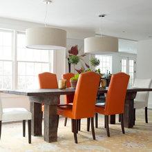 Фотография: Кухня и столовая в стиле Эко, Декор интерьера, Мебель и свет, Стол – фото на InMyRoom.ru