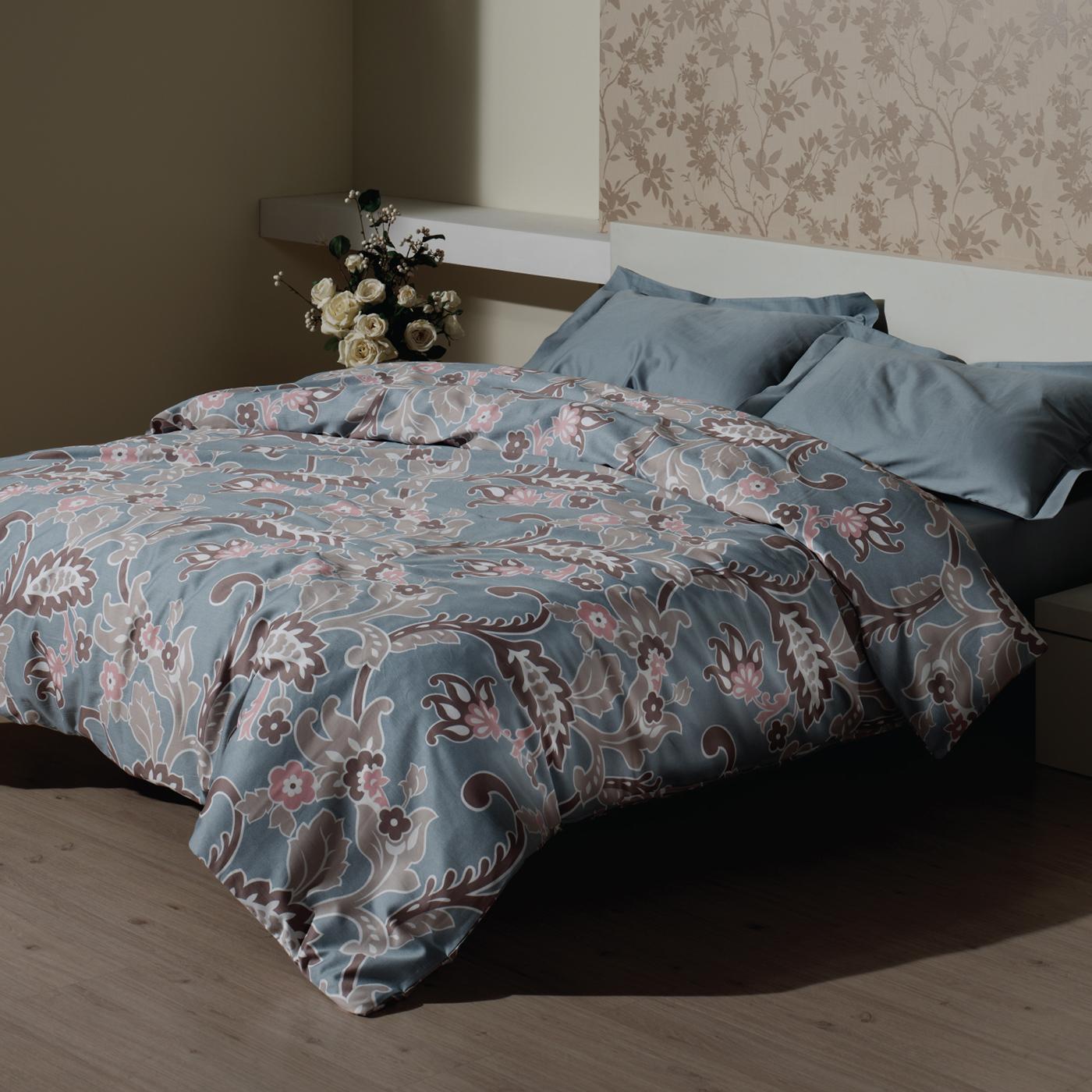 Купить Комплект постельного белья Royal Green Euro, inmyroom, Турция