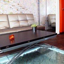 Фотография: Гостиная в стиле Современный, Лофт, Декор интерьера, Малогабаритная квартира, Квартира, Дома и квартиры – фото на InMyRoom.ru