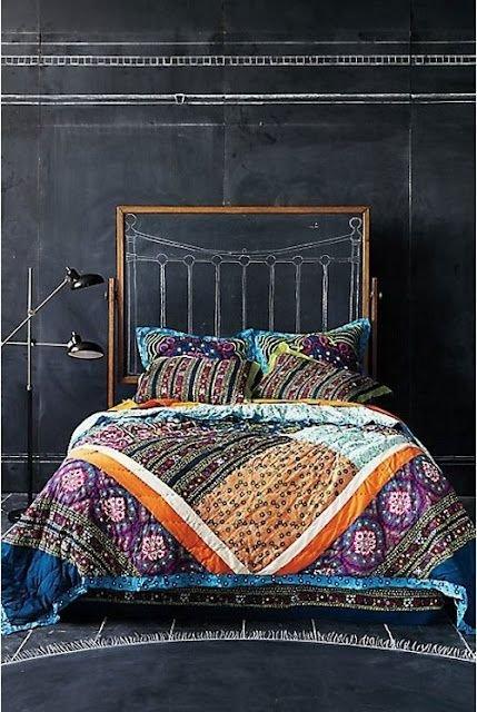 Фотография: Спальня в стиле Лофт, Квартира, Планировки, Мебель и свет, Советы, Переделка, Тина Гуревич – фото на InMyRoom.ru