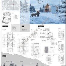Фото из портфолио Курсовые проекты – фотографии дизайна интерьеров на INMYROOM