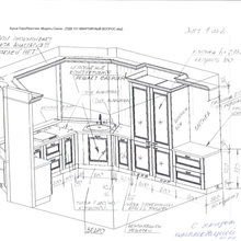 Фотография: Планировки в стиле , Кухня и столовая, Декор интерьера, Интерьер комнат, Проект недели – фото на InMyRoom.ru
