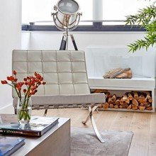 Фотография: Мебель и свет в стиле Скандинавский, Квартира, Дома и квартиры, Проект недели – фото на InMyRoom.ru