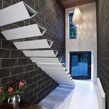 Фото из портфолио Нравится. Холл, лестницы – фотографии дизайна интерьеров на INMYROOM