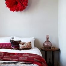 Фотография: Спальня в стиле Кантри, Скандинавский, Современный, Декор интерьера, Декор, Советы – фото на InMyRoom.ru