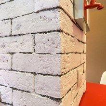Фотография: Декор в стиле Лофт, Современный, Спальня, Интерьер комнат, Дача, Дачный ответ, Библиотека, Мансарда – фото на InMyRoom.ru