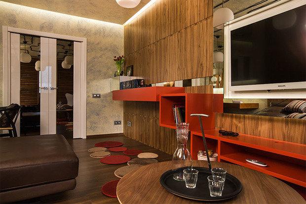 Фотография: Прочее в стиле , Гостиная, Декор интерьера, Интерьер комнат, Проект недели – фото на InMyRoom.ru