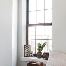 Фото из портфолио Промышленно-современная квартира в Бруклине – фотографии дизайна интерьеров на INMYROOM