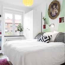 Фото из портфолио Двухкомнатная квартира на Хесслехольм Street 2B – фотографии дизайна интерьеров на InMyRoom.ru
